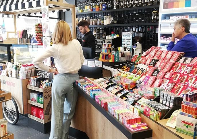 Kioskys Franchise - 5 καταστήματα σε 1